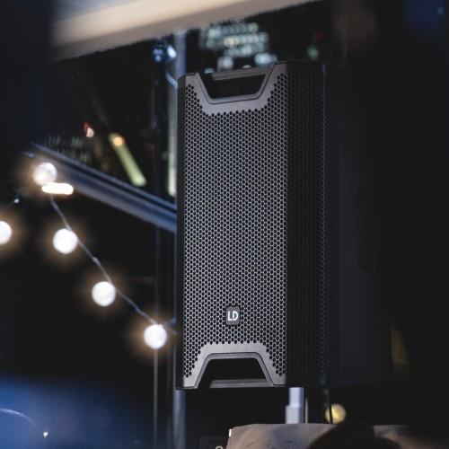 "LD SYSTEMS ICOA 15 A BT 15"" actieve speaker met Bluetooth"