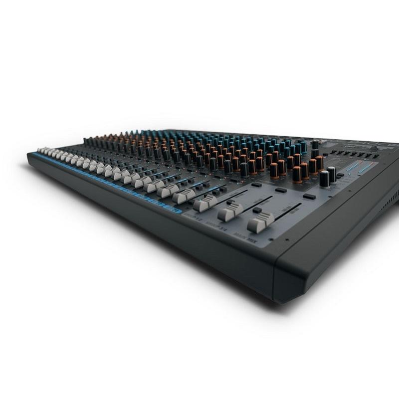 LD SYSTEMS VIBZ 24DC - 24 kanaals mixer DFX en Compressor