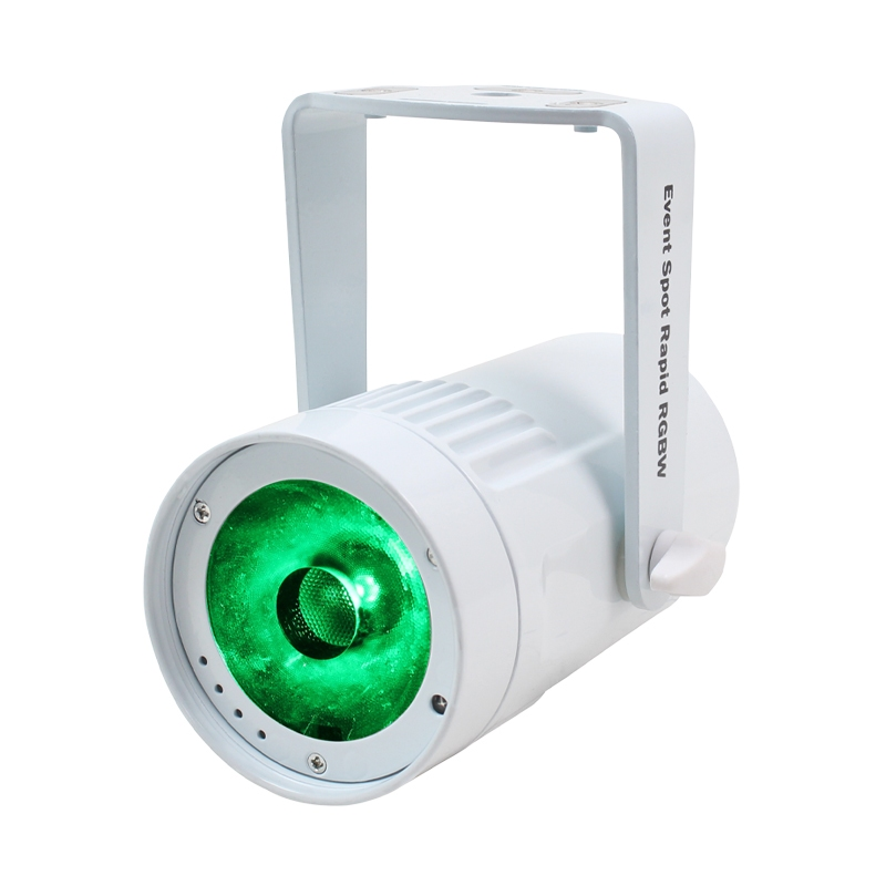 LEDJ Event Spot - Rapid (RGBW) - Draadloze DMX - wit