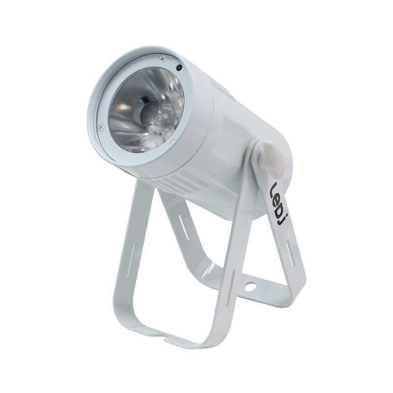 LEDJ Event Spot Daglicht - witte Behuizing