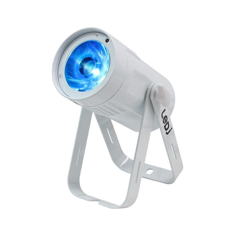 LEDJ Event Spot RGBW MKII - witte behuizing