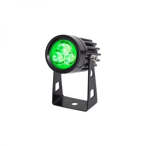LEDJ Exterior 3x 1W Feature Light