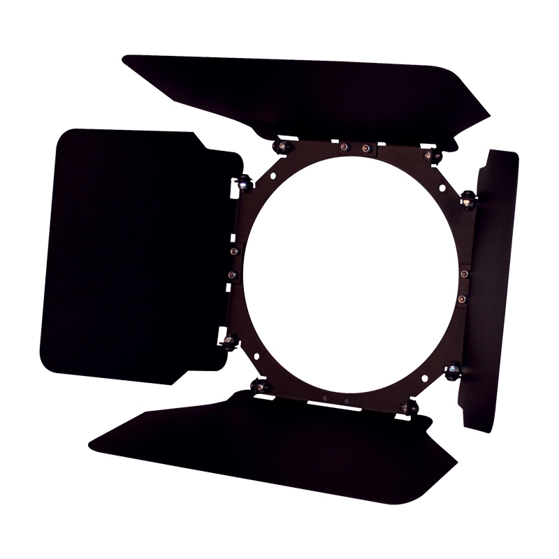 LEDJ Intense Barn Door / Gel Frame