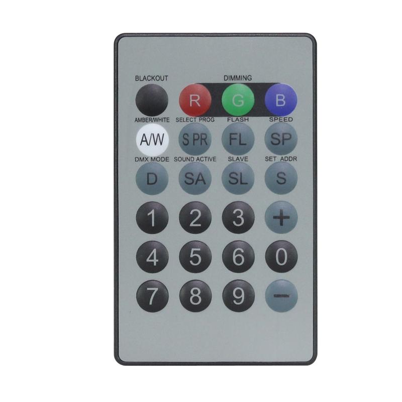 LEDJ IR Remote