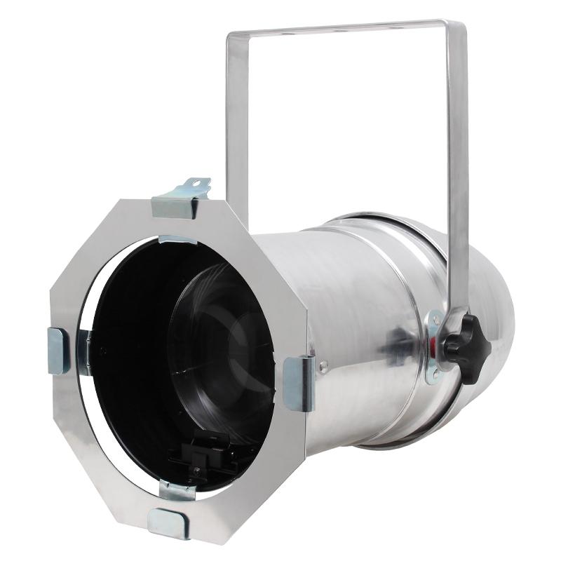 LEDJ LEDJ190P  Stage Par CZ 3000K - 100W Warm White COB LED