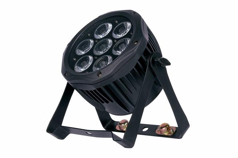 LIGHT-INC Outdoor PAR7 HEXA (RGBWWA+UV)