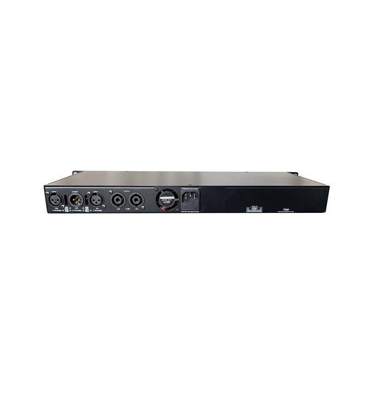 MGS D1200 Digitale Eindversterker 1HE 2 x 1200W @ 4 Ohm