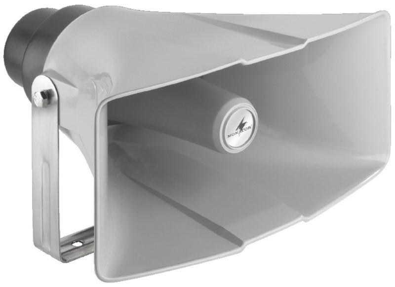 MONACOR IT-40 weersbestendige hoornspeaker (per stuk)