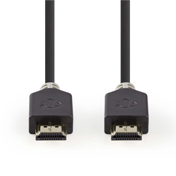 NEDIS HDMI-Ethernet kabel 4K+3D ondersteuning