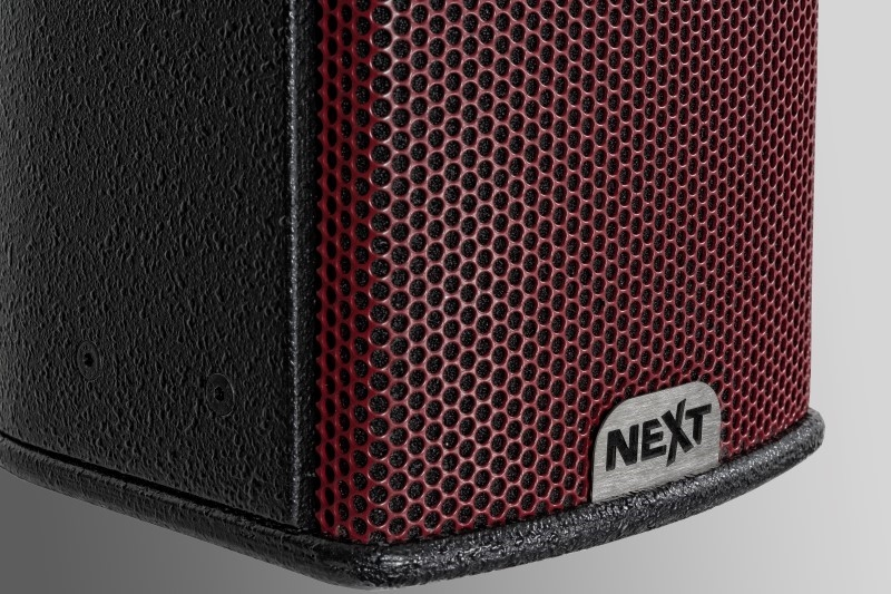 NEXT HFA206P 2x 6 inch 500W speaker