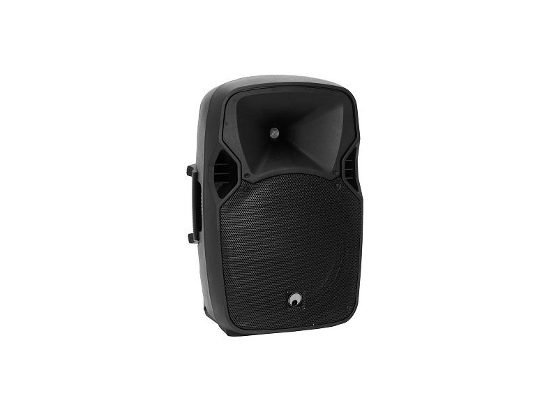 OMNITRONIC XFM-212AP Set & Draadl. mic. & MP3 & Bluetooth
