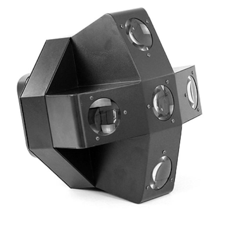 OPRUIMING INVOLIGHT RX500HP, LED effect