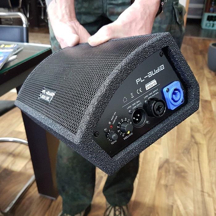 PL AUDIO Flatbox 100 actieve mini-monitor 100W