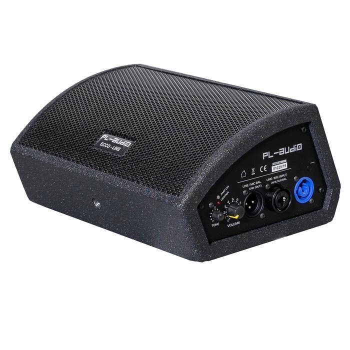 PL AUDIO Flatbox actieve mini-monitor 200W