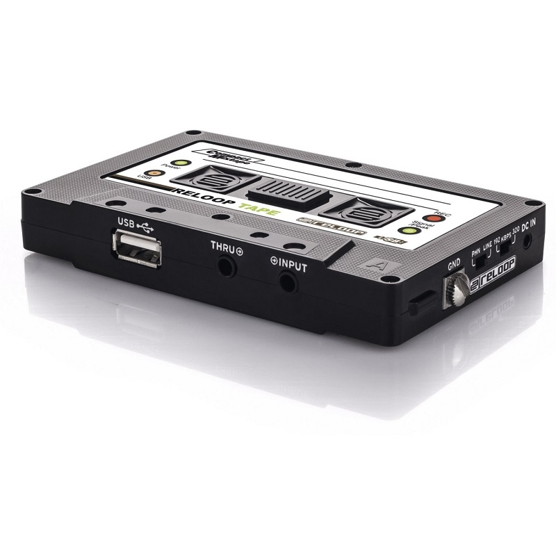 RELOOP Tape digitale USB audio recorder