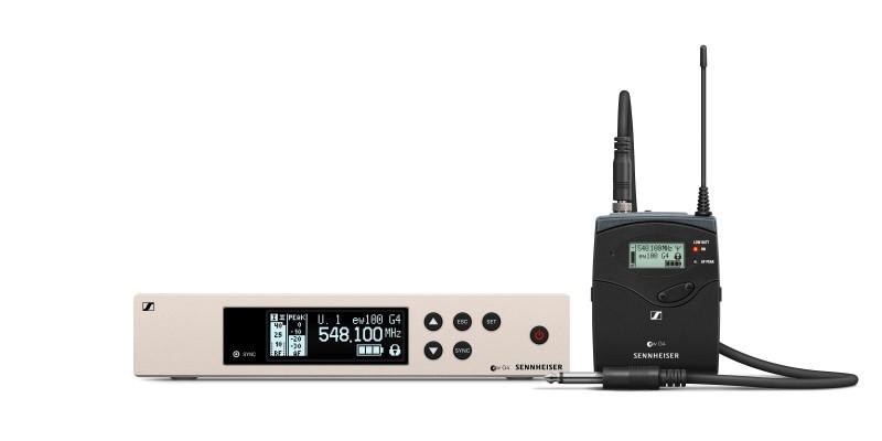 SENNHEISER EW100 G4-Ci 1 draadloos microfoonsysteem