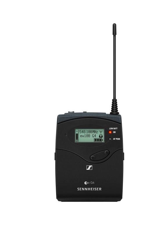 SENNHEISER EW100 G4-ME2 draadloos microfoonsysteem