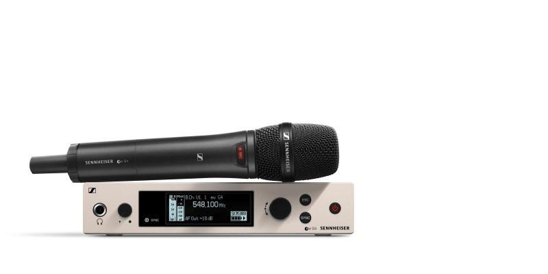 SENNHEISER EW300 G4-BASE-SKM-S draadloos microfoonsysteem
