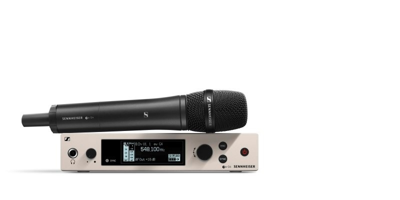 SENNHEISER EW500 G4-935 draadloos microfoonsysteem