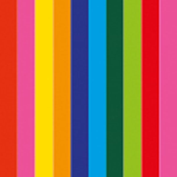SHOWTEC EL CONFETTI CANNON 50cm multicolor
