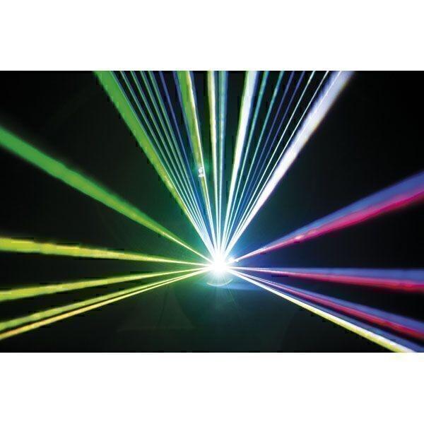 SHOWTEC Galactic 1K20 TXT 1000 mW full color laser