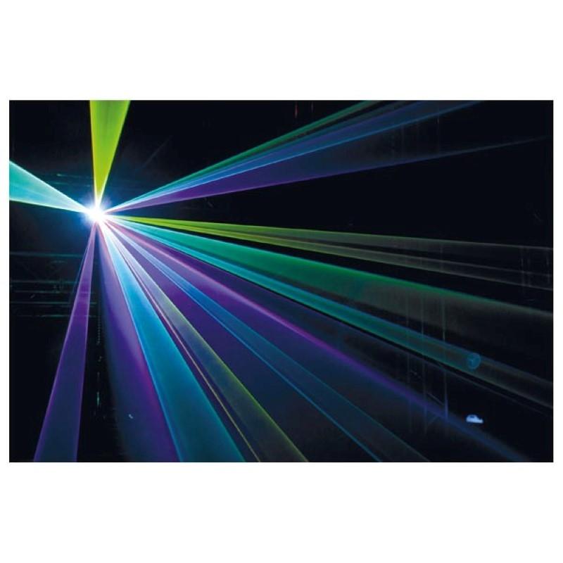 SHOWTEC Galactic RGB 300 Value Line Full Color 300mw laser