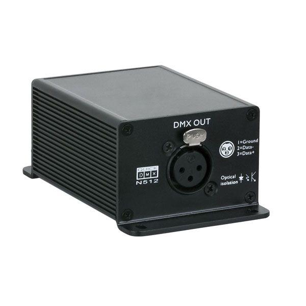 SHOWTEC Quick DMX N512 Software Controller - Netwerkdongle