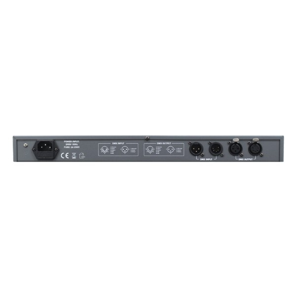 Transcension RS 6 Rackmount DMX distributor