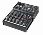 INVOTONE MX6USB live mixer met fantoomspanning