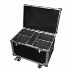 Equinox Flightcase voor 4x Fusion 100 en 120 Zoom