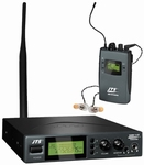 JTS SIEM-111/5 Compleet Professioneel In Ear Monitoring sys