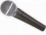 SHURE SM58-LCE Microfoon - zonder schakelaar