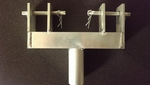 SMITSOUND Truss adaptor Aluminium 35 mm DT 22/23/24