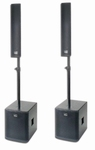SOLTON TWIN ARRAY 15 Actieve set vermogen 1800 watt RMS