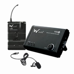 W Audio VOCO UHF series dasspeldset