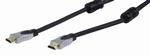 HQ High Speed HDMI kabel 19p (male) met ethernet