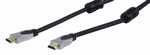 HQ High Speed HDMI kabel 19p (male) met ethernet