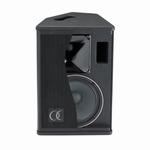 Audiophony S8 passieve 150W RMS installatiespeaker - zwart