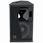 Audiophony S10 passieve 250W RMS installatiespeaker - zwart