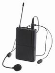 AUDIOPHONY CR12A-HEADSET Headset met beltpack voor de CR12A
