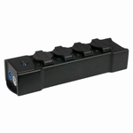 SHOWTEC PowerBOX 4 PowerCon-kettingopstelling 1x IN - 2X UIT