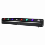 EQUINOX Swing Batten 8x 10W quad-colour CREE LED multi beam