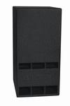 APART Audio SUB2400 2x300W/2x8 Ohm passieve sub 2x10