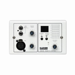 CLEVER Acoustics ZM8 BW Wall Plate – Audio input en Source