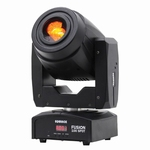 EQUINOX Fusion 100 Spot 1x 80W LED beam movinghead - zwart
