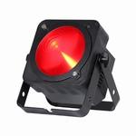 LEDJ Slimline 1T36 COB LED par (zwart of wit)