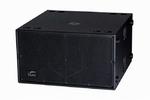 "SOLTON A215 2000/6000W 2x 15"" passieve sub"