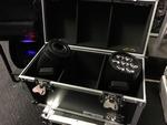 Equinox Fusion 120 Zoom Set + Case + Klemmen