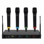W Audio RM Quartet Draadloos microfoon systeem