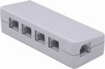 APART Audio RJ45SPLIT RJ45 splitter: 1 input, 4 output